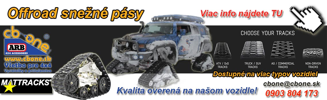 Offroad pasy
